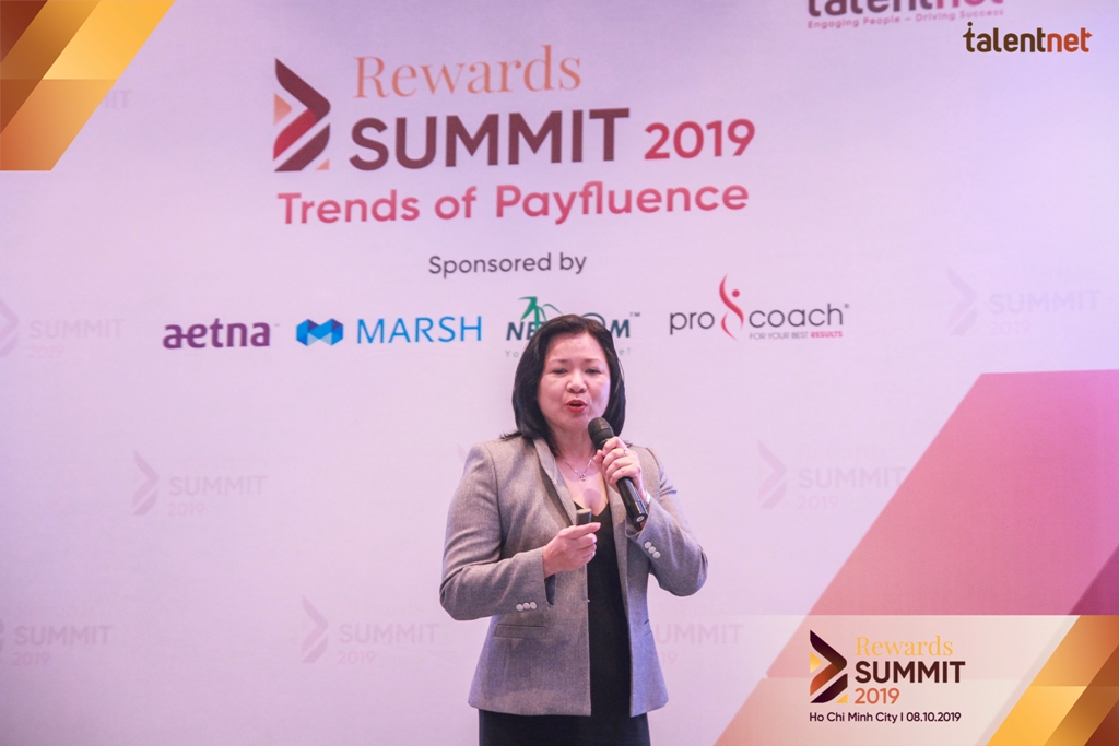 Ms. Hoa Nguyen - Senior Principle of Human Capital Solutions, Talentnet