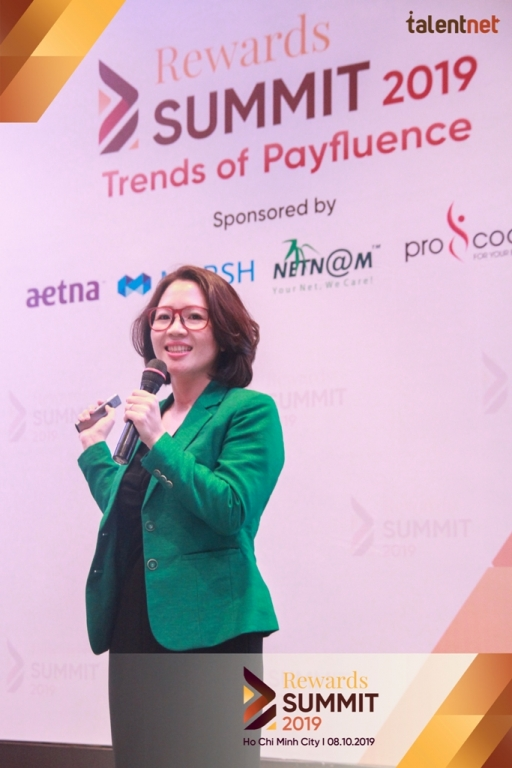 Ms. Phuong Nguyen - Director of Human Capital Solutions, Talentnet
