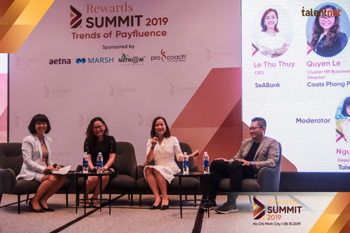 Rewards - Summit 2019 - trends of Payfluence