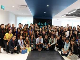 Talentnet's First Regional Hr Tour Hits The Right Notes