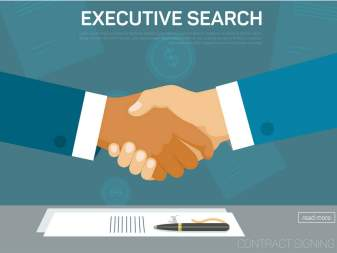 Three things you need to know about executive search services