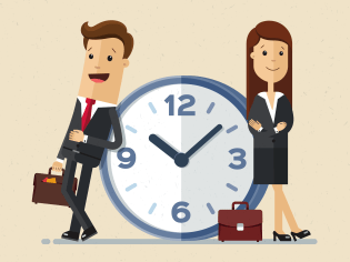 Running business easily with an effective timekeeping solution