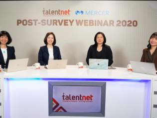Talentnet-mercer Exclusive Post-survey Webinar 2020